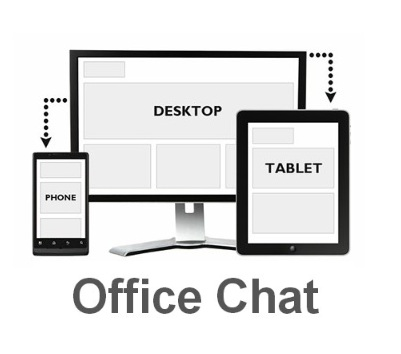 Office Chat Messaging App