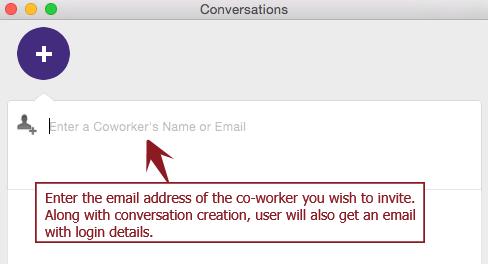 New conv Invite - Mac