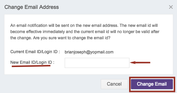 change-email-address